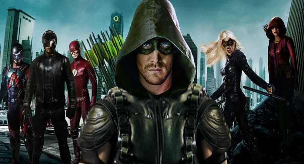 Arrow season 3 release date in Perth