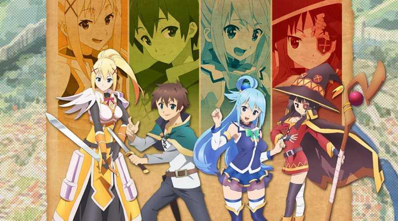 Kono Subarashii Sekai ni Shukufuku wo! season 3 – Expected Release ...