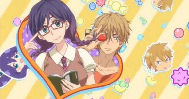 B – List All Anime