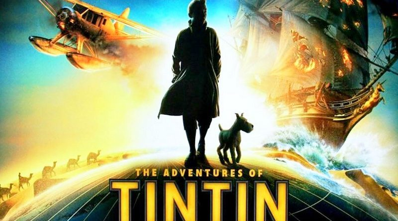 The Adventures of Tintin Comic - Read The Adventures of ...